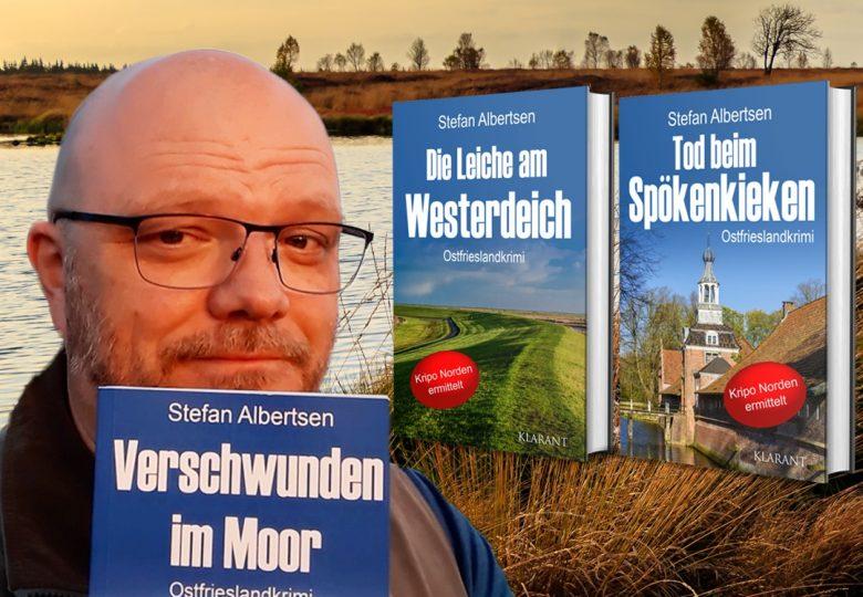 Stefan Albertsen Ostfriesland Krimis